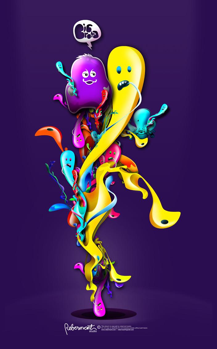 BIGbrota candy version 1 by singpentinkhappy