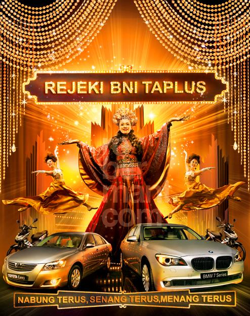 BNI Taplus 2009 by singpentinkhappy