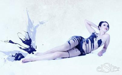 mermaid by DieElster