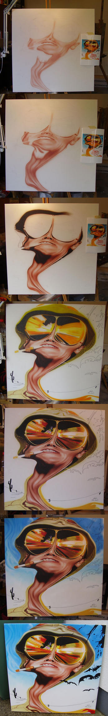 Fear and Loathing WIP by STiX2000