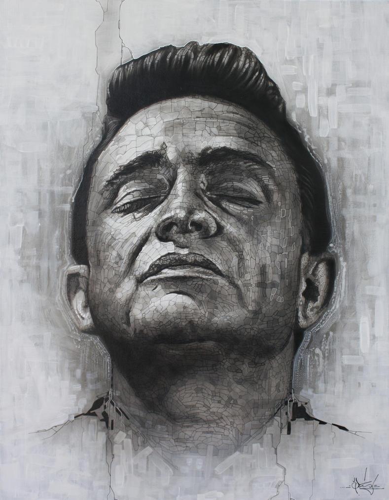 Johnny Cash III by STiX2000