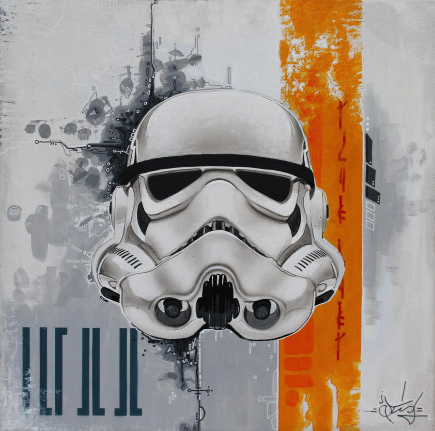 Storm Trooper by STiX2000