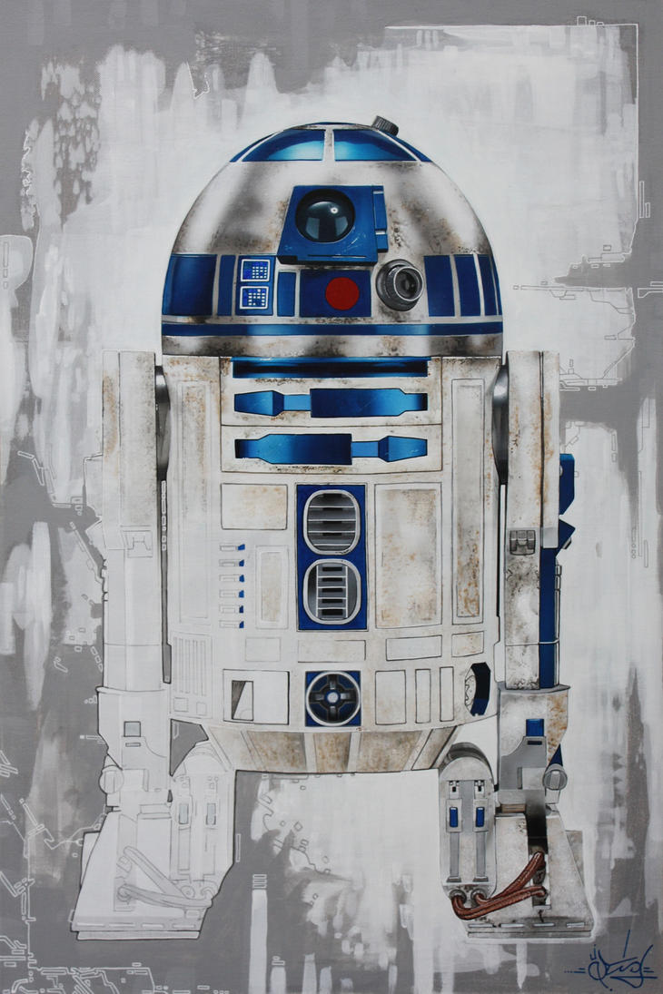 R2-D2 by STiX2000