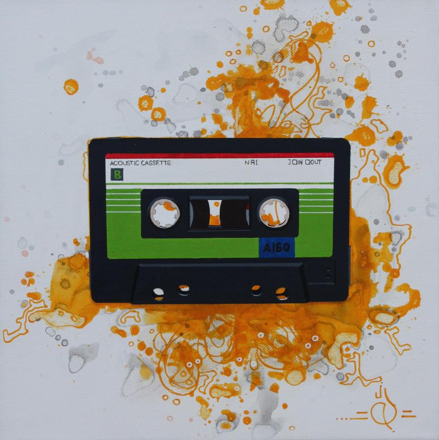 Cassette I by STiX2000