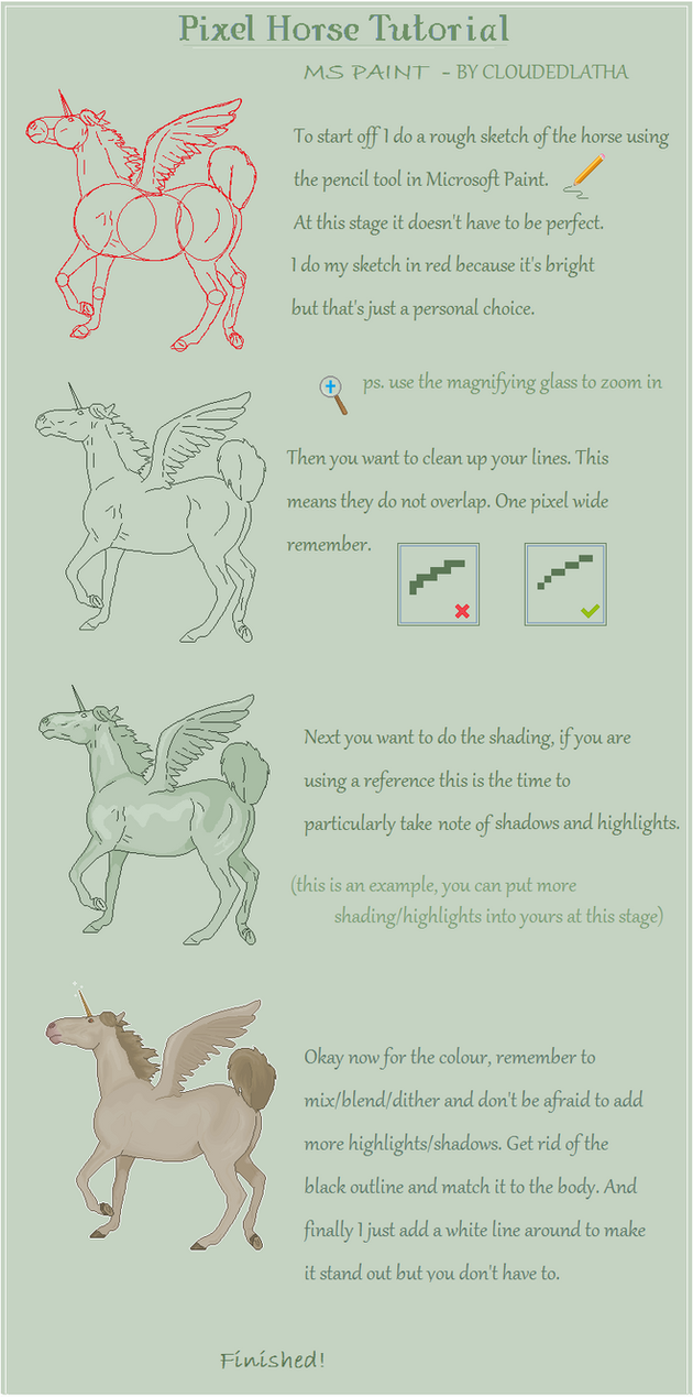 ms pixel tutorial by cloudedlatha on deviantart