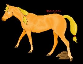 Applejack by CloudedLatha