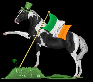 Luck of the Irish by CloudedLatha