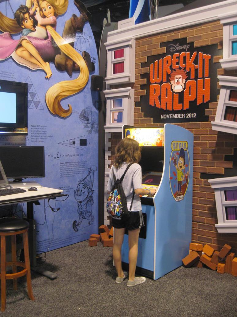 fix it felix jr arcade machine for sale