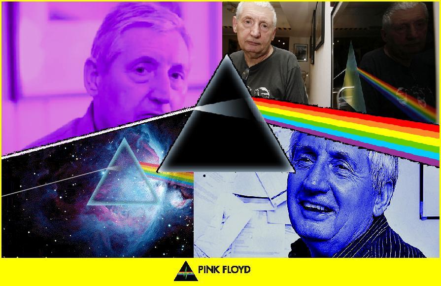 Pink Floyd Album Artist Dead at 69 by EspioArtwork
