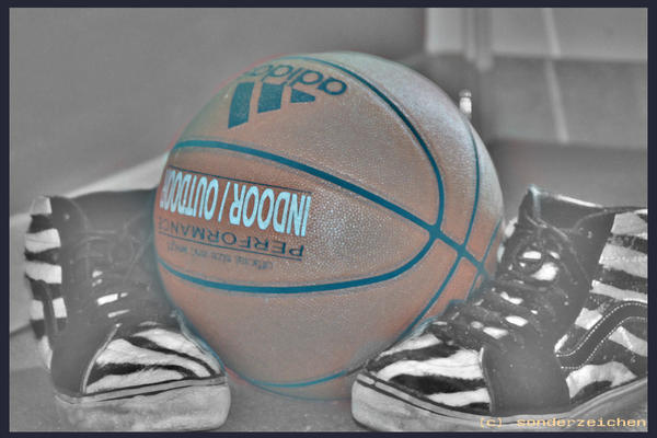 VANS adidas Basketball by sonderzeichen