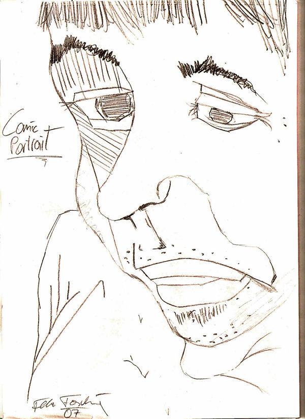 comic.portrait by sonderzeichen