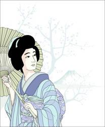 Ukiyo-e by yeraymuaddib