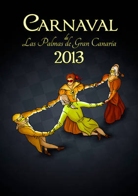 Carnival of Las Palmas poster contest submit