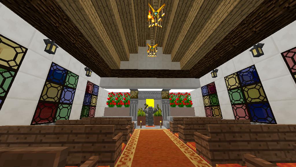 Minecraft Villagers Get Religion by WholeWheatKittyFeet on DeviantArt