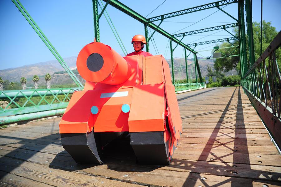 Advance Wars Md Tank - Bridge Crossing by d-slim