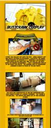 Blitzcrank Assembly Process by d-slim