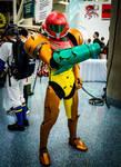 Samus Aran - Anime Expo 2015