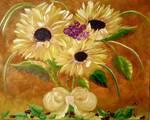Dawn's Sunflower