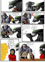 AVP: The Pickle Jar by VegaSailor
