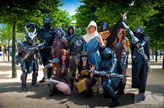 Epic Skyrim Group