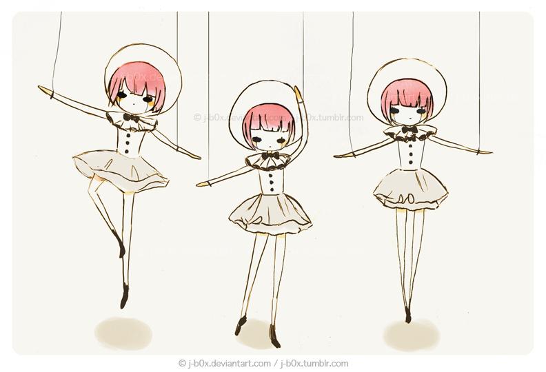Dancing Aliens by j-b0x
