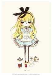 Little Alice by jb0xtchi