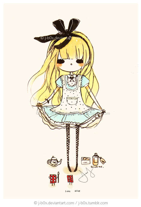 Little Alice by j-b0x on DeviantArt