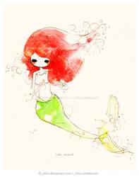 Little Mermaid by jb0xtchi