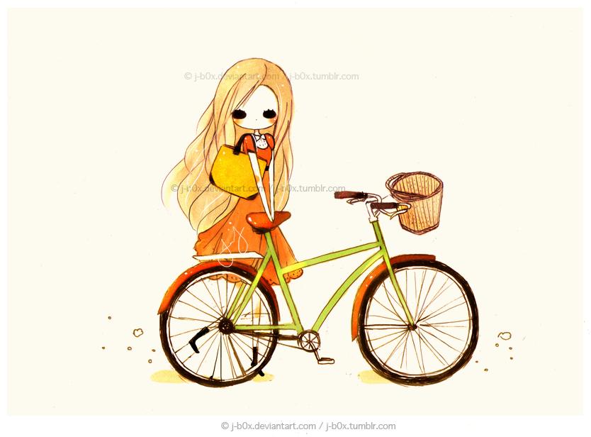 Vintage Bike by j-b0x