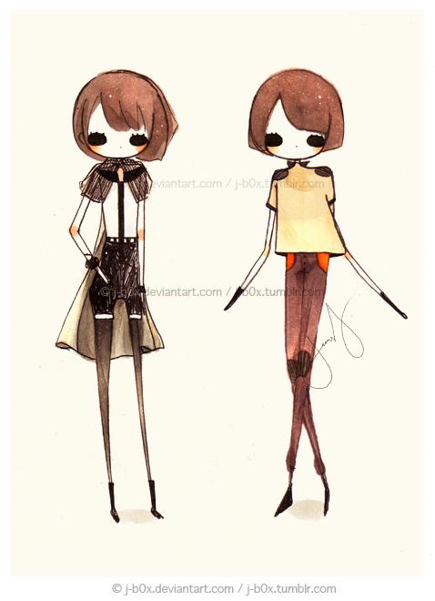 Fashion Design 1 by j-b0x