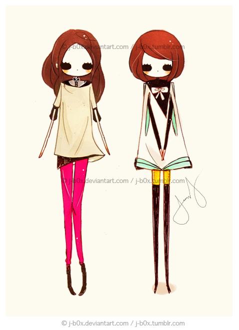 Fashion Design 5 by j-b0x