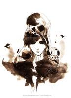 Za Raven by jb0xtchi