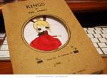 Sketchbook Project KOTHF