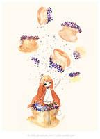 Jellyfish Juggler by jb0xtchi