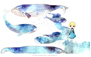 The Whale Creator by jb0xtchi