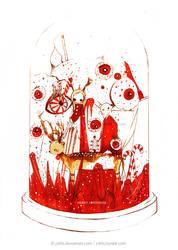 Merry Bloody Xmas by jb0xtchi