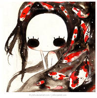 Koi Hair by jb0xtchi