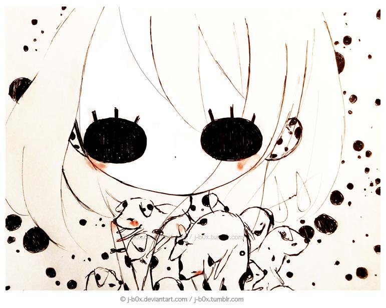 Cute Cruella by j-b0x