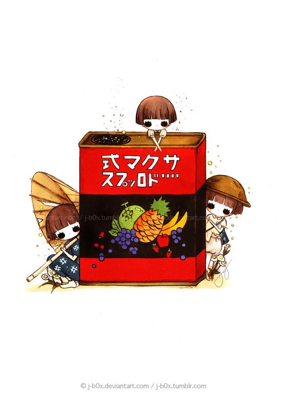 Setsuko no Ame - Hotaru no Haka by j-b0x
