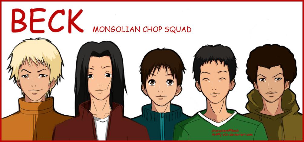 Beck- Mongolian chop squad by j-b0x