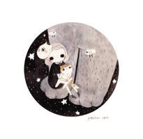 The Big Cat by jb0xtchi