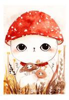 Mushroom Forager by jb0xtchi