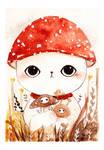 Mushroom Forager