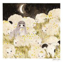 Dream Week - Sheep by jb0xtchi