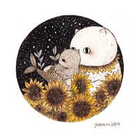 Mermay #8 - Sunflower