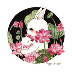 Mermay #11 - Lotus by jb0xtchi