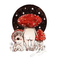 The Mushroom Crew
