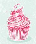 Sugar Sweet Cherry Top by Gothic-Rain-GM