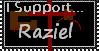 Stamp- Raziel by Spazzfox