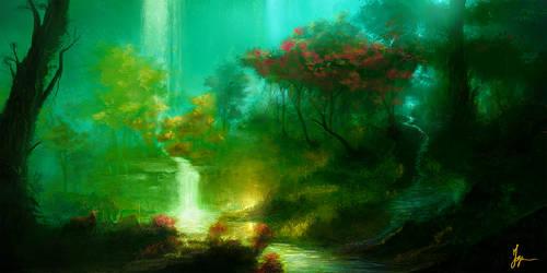 Shadowglen by Aeleath